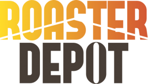 Roaster Depot Logo - UK Coffee Roasters, Ireland coffee roasters